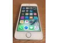 White/silver iPhone 5s ( unlocked, delivery, more phones)