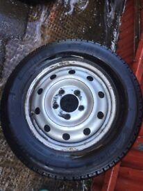 225/65/R16c Michelin Tyre's