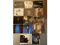Gary Numan Cd singles