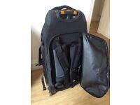 70L Kathmandu trolley bag/suitcase