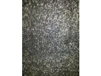 Bran new good quality grey carpet remnant see picture for size