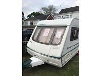 2002 Swift Signature 15/2 2 berth caravan/alarmed