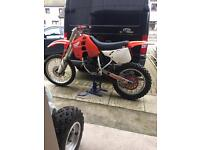 Honda cr125, 1990 evo model