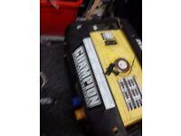 Champion CPG3500 2.8kVA Portable Petrol 4 Stroke Generator