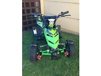 Brand new 49cc mini quad