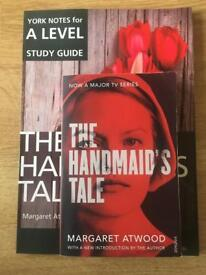 The Handmaids Tale Book and Study Guide
