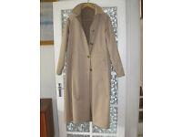 Woman's reversible Burberry's coat