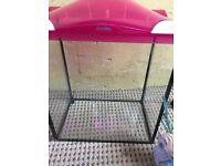 Fish Tank - Pink/Girls