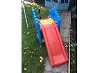 Toddler slide free