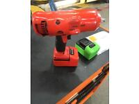 Snap on 18v impact wrench CTEU8850A
