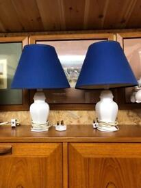 Lamps two