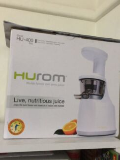Hurom  juicer Chatswood West Willoughby Area Preview
