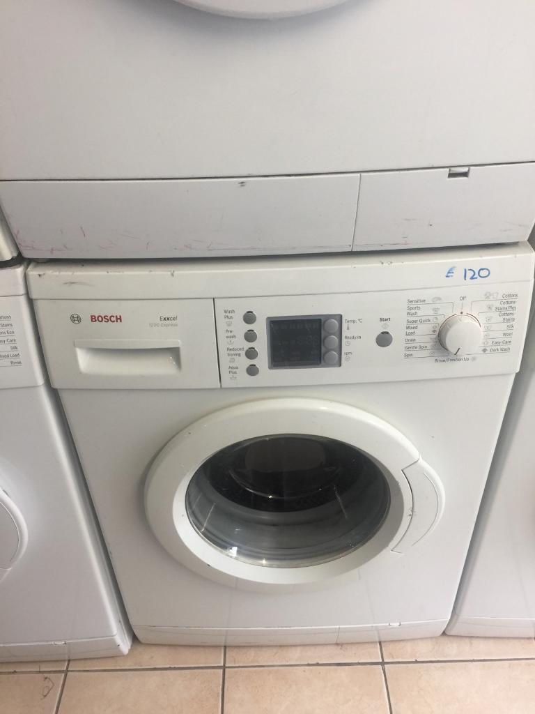 5.bosch washing machine