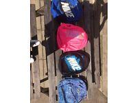 Selection school rucksacks Nike hype boys girls backpacks