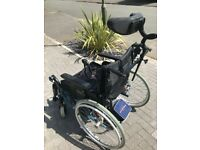 Bariatric Wheelchair with power pack