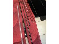 Greys Prodigy Barbel Avon Quiver Rod