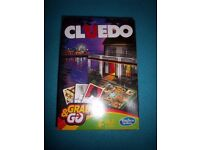 Cluedo Grab & Go Game IP1