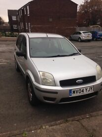 Ford Fusion Silver Immaculate Condition