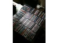 Quantity of dvds