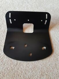 Bowers and wilkins (B and W) zeppelin / zeppelin air wall mounting bracket