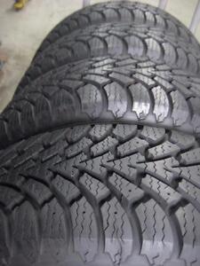 195/55R15, GOOD-YEAR NORDIC WINTER, winter tires