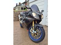Aprilia RSV1000R 2006 '06' reg Low Mileage, Black, Excellent condition