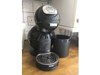 Nescafé Dolce Gusto Coffee Machine with storage bin