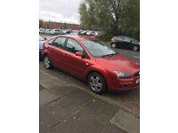 Ford focus(57) 1.6 96000 miles. £1700