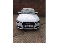 Audi A4 for sale must go soon as requiment of left hand drive