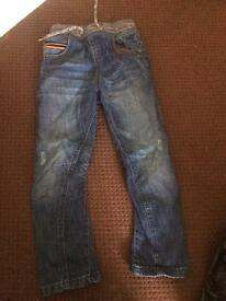 Boys next Jeans age 5 vgc worn once