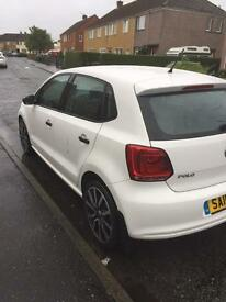 Volkswagen polo 1.2 s remmaped to 80bhp with 17 inch golf GTD alloys