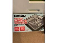 Casio Electronic Cash Register SE-G1