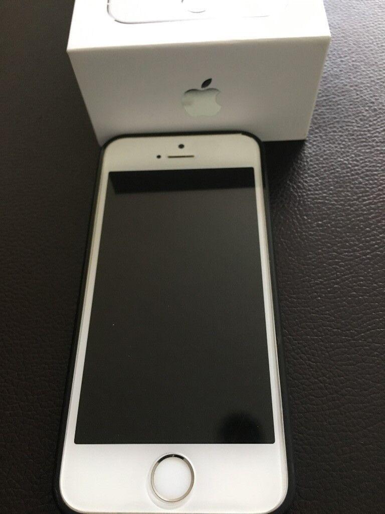 iPhone 5s Unlocked in Original BOX free black case - 5 series Apple | in  Hillingdon, London | Gumtree