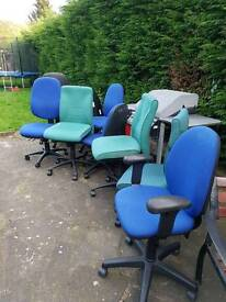 Office/computer chairs