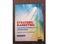 Strategic Marketing 3rd edition - West