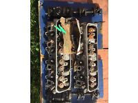 Rover v8 3.5 skimmed pressure tested heads and other engine parts