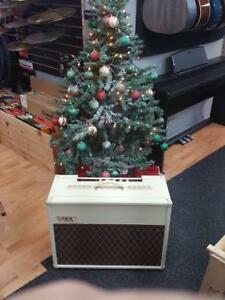 Amplificateur Vox AC30S1 Limited Edition Cream Bronco Neuf !!!