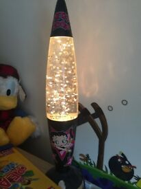 Betty boop lava lamp