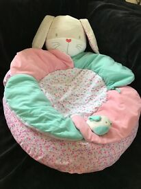 Mothercare My little garden sit me up cosy