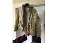 Boys stone island jacket 10-12