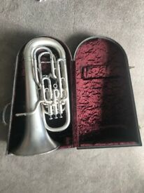 BOOSEY & HAWKES 4 VALVE COMPENSATING - BEAUTIFUL CONDITION