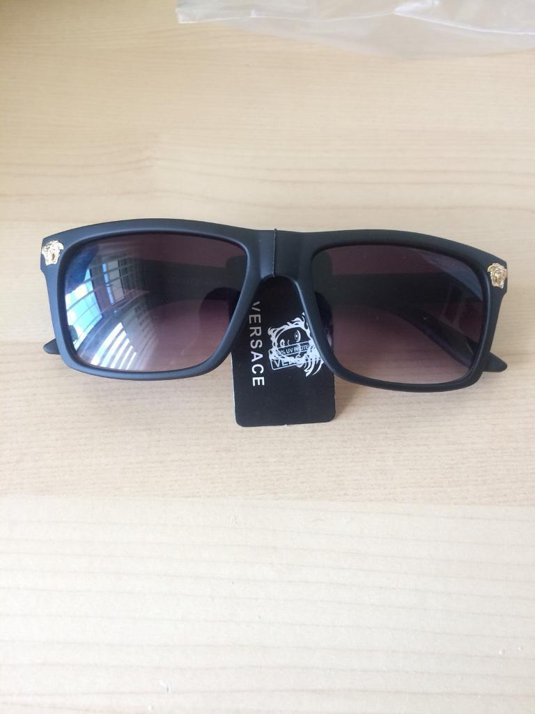 85d262b3e5a Men s Versace medusa sunglasses . Perry Barr