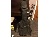 Padded Acoustic guitar case