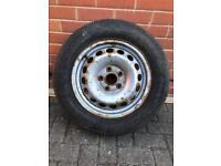 Vw 5x112 spare wheel