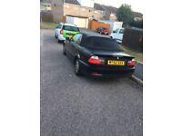 Convertible BMW 3 Series