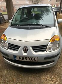 2005 Renault modus Maxim 16V Auto 5 door hatchback low milleage only 82806