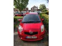 AUTOMATIC TOYOTA YARISH 2008 ONLY 55500 MILES FOR SALE IN QUEENSBURY VERY GOOD CAR JUST 3599 POUND