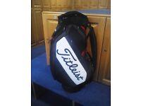 Titleist Midsize Tour cart bag