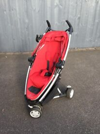 Quinny Zapp Extra 2, Cupholder & Travel Bag