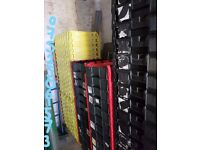 BOXES , CRANE - HEAVY DUTY STORAGE PLASTIC REMOVAL BOXES